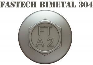 FT A2  FASTECH BIMETAL 304