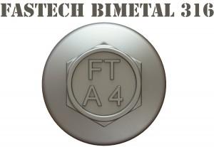 FT A4 FASTECH BIMETAL 316